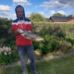 Har ikke så meget fisketid